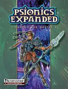 Psionics Expanded: Master the Battle