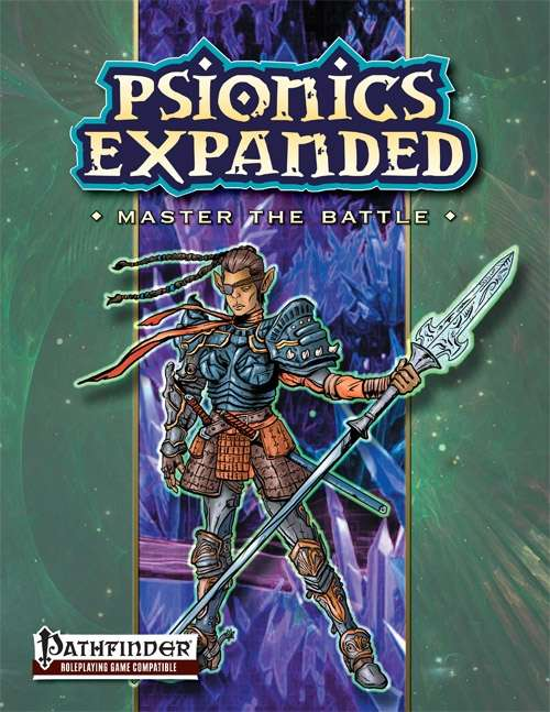 Psionics Expanded: Master the Battle - Dreamscarred Press ...