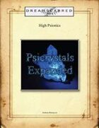 High Psionics: Psicrystals Expanded