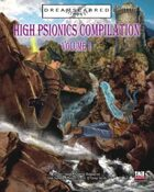 High Psionics Compilation: Volume I