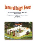 Samurai Knight Fever