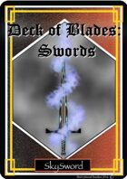 Deck of Blades: Swords