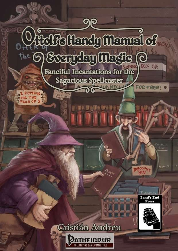 Ottolf's Handy Manual of Everyday Magic