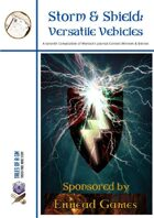 Storm & Shield 7: Versatile Vehicles