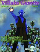 Villain Gazette, Volume 1, Issue 5