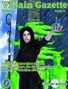 Villain Gazette, Volume 1, Issue 8