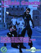 Villain Gazette, Volume 1, Issue 11