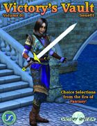 Victory's Vault, Volume 1, Issue 1 (Fantasy)