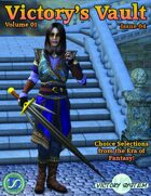 Victory's Vault, Volume 1, Issue 4 (Fantasy)