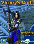 Victory's Vault, Volume 1, Issue 7 (Fantasy)
