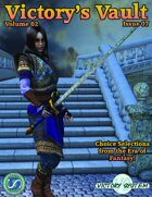 Victory's Vault, Volume 2, Issue 7 (Fantasy)