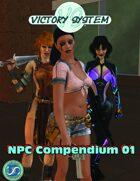NPC Compendium 01