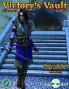 Victory's Vault, Volume 2, Issue 10 (Fantasy)