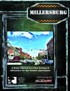 Millersburg An Introductory Adventure for the Bio Syndrome RPG Modern - A Zombie Filled Adventure