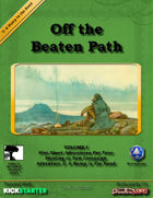 Off the Beaten Path Volume I [BUNDLE]