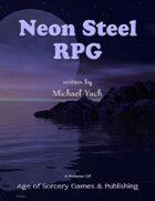 Neon Steel RPG