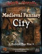 City Modular Map-Tiles (COTBS)