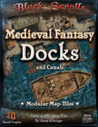 Docks and Canals Modular Map-Tiles (COTBS)