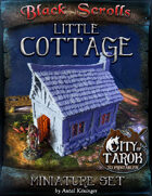 [3D] City of Tarok: Little Cottage