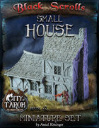 [3D] City of Tarok: Small House