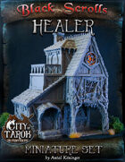 [3D] City of Tarok: Healer