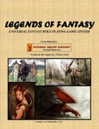 Legends of Fantasy Core Rules