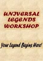 Legends of Fantasy - D20 OGL Conversion