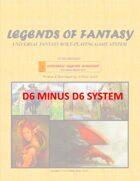 LOF D6 Minus D6 Alternate Die System