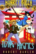 A Tiding Of Magpies: Monkey Queen Book 4