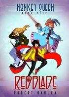 Redblade: Monkey Queen Book 5