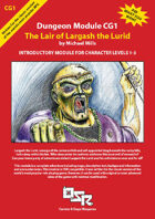 The Lair of Largash the Lurid