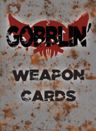 Gobblin Equipment Cards