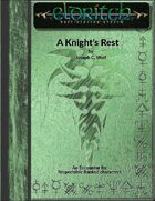 A Knight's Rest