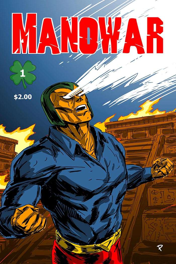 Manowar #1a