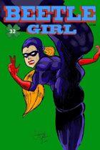 Beetle Girl #32a
