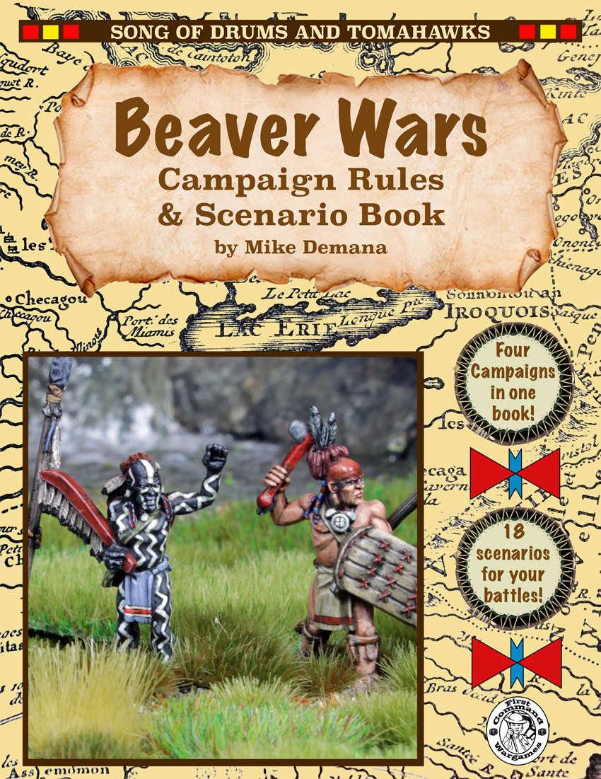 Beaver Wars Campaign Rules & Scenario Book