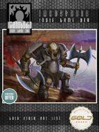 Stock Art - Orc Axe Warrior