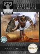 Stock Art - Orc Sword Warrior