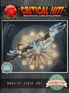 Silver Stock Art - Artefacts: Magic Sword