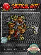 Stock Art - Minotaur Dwarf