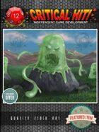 Stock Art - Green Slimes!