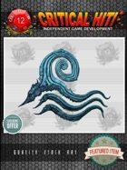 Stock Art - Water Elemental Emblem