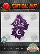 Stock Art - Darkness Elemental Emblem