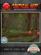 Stock Art - Landscape: Elvish Forest