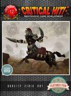 Stock Art - Centaur Warrior