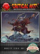 Stock Art - Dwarf Mountain God