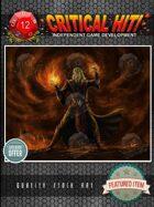 Stock Art - Fire Wizard