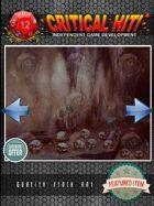 Stock Art - Landscape: Skull Cavern