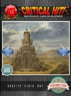 Stock Art - Landscapes: Holy Plains Mega Panorama
