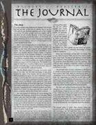 Ave Molech - Journals - Volume 1